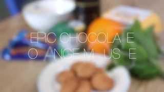 Epic Recipe: Chocolate Orange Mousse