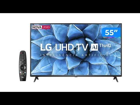 "Smart TV UHD 4K LED IPS 55"" LG 55UN7310PSC | Magazinera"