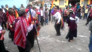 CARNAVAL DE COLTA  DE LA COMUNIDAD DE LA MERCED 2015