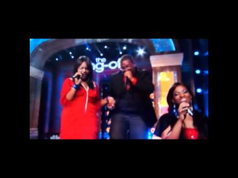 AFRO BLUE SWAN SONG, 'WE'VE ONLY JUST BEGUN,' THE CARPENTERS, SING OFF SEASON 3, HD