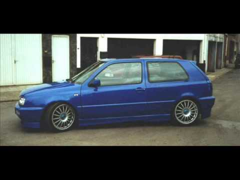 vr6 golf 3 tuning v6 power youtube. Black Bedroom Furniture Sets. Home Design Ideas
