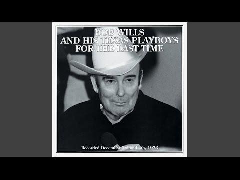 bob wills his texas playboys faded love
