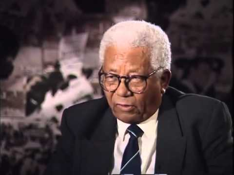 Leaders - Walter Sisulu and Ahmed Kathrada