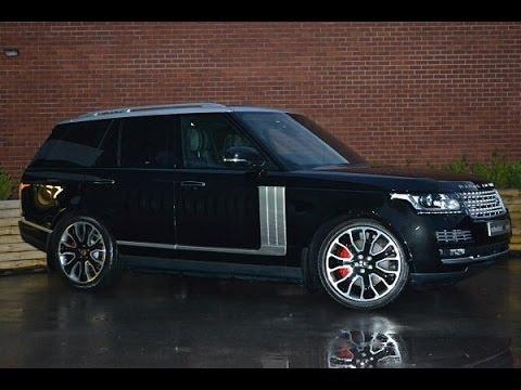 Range Rover Vogue 4 4 Sdv8 Autobiography Youtube