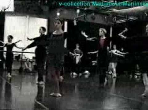 Kirov Ballet Company Class!!!!!
