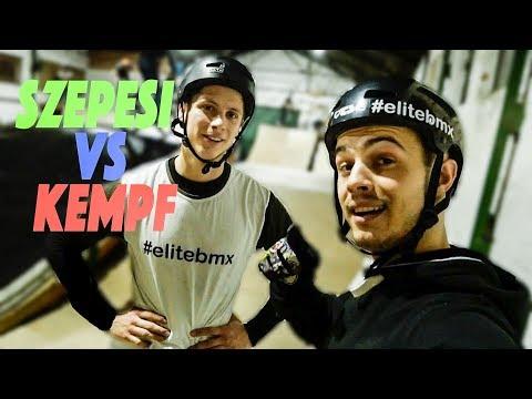 KEMPF vs SZEPESI / GAME OF BIKE !!