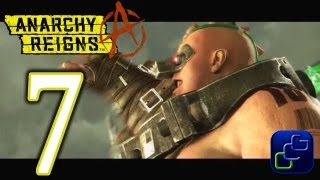 Anarchy Reigns Walkthrough - Part 7 - White Side Stage 2 - Main Mission 01, Free Mission 02