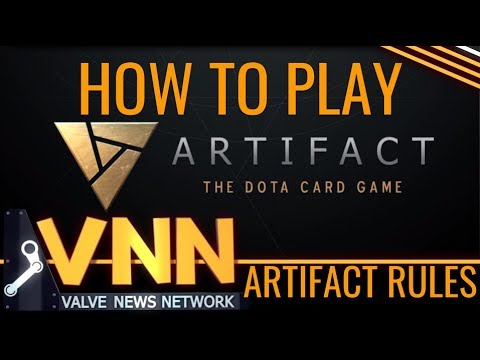 The Unofficial Artifact Instruction Manual