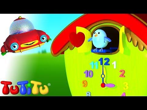 Мультфильм кукушка и часы