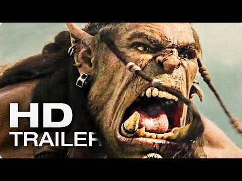 WARCRAFT Movie Trailer German Deutsch (2016)