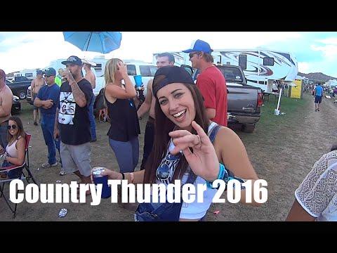 Country Thunder 2016 - Florence, Arizona