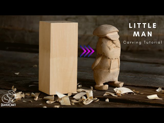 How to Carve a Little Man - Short Version