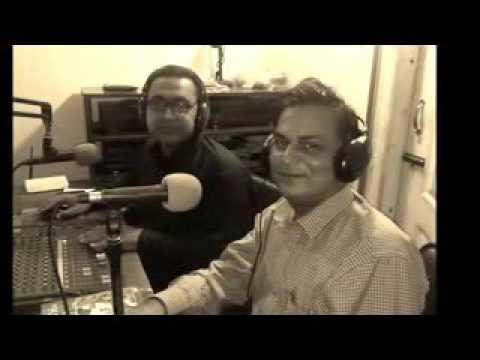 Ayaz Jani, the poet of Sindh @ Hot FM 105 Larkana