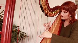 DJ Snake - Let Me Love You ft. Justin Bieber (Harp Cover)