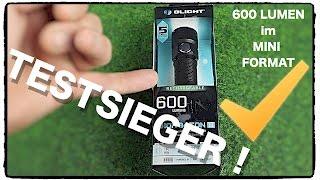 Beste TaschenLampe der Welt !!!! von OLight -  S10R  600 Lumen  P