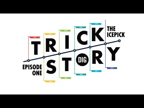 DIG BMX  'Trickstory'  Ep.1: The Icepick
