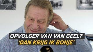 Jan Boskamp wordt geen technisch directeur van Feyenoord