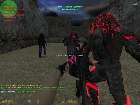 Download Loquendo Zombie Escape Counter Strike 1 6  [PARTE4] CristhiaN CS Server Dark Force ZE