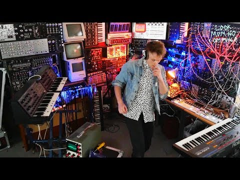 Look Mum No Computer Live Session In The  Workshop