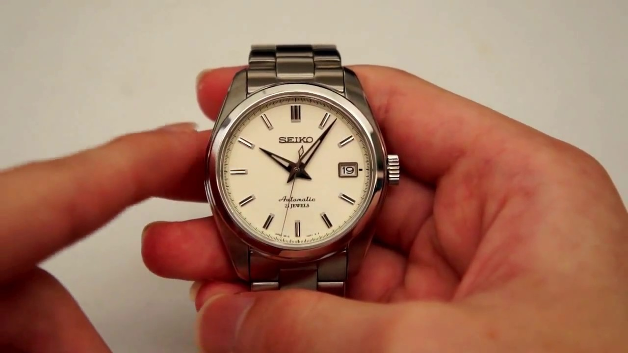 Seiko Sarb035 Review Youtube