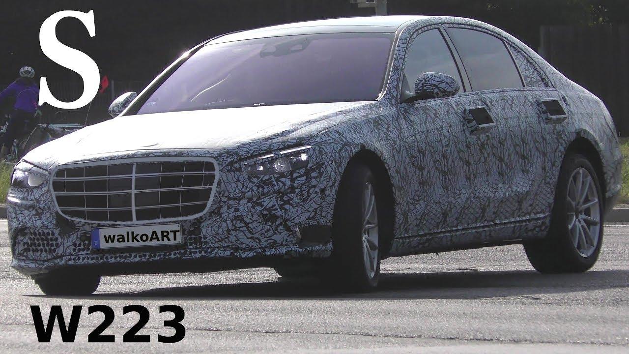 Présentée Mercedes Début 2020 Classe L'argus Nouvelle SLa Limousine shrQCBdxto