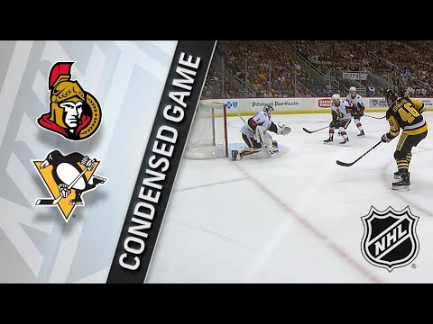 02/13/18 Condensed Game: Senators @ Penguins