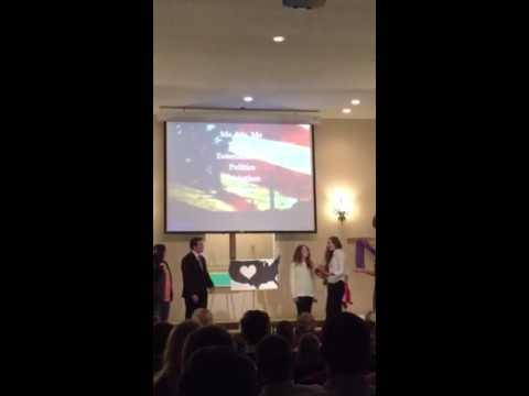 Mount Carmel Christian school play