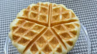 Waltzing W Yeast 5: Belgian Waffles 比利时华夫饼 ...straight Method