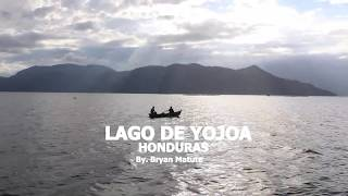 LAGO DE YOJOA HONDURA BY BRYAN MATUTE