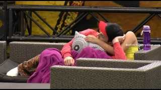 Big Brother Canada 3 Pilar and Kevin
