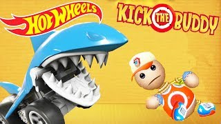 Kick The Buddy VS Hot Wheels: Race Off | Android Games Gameplay  | Friction Games