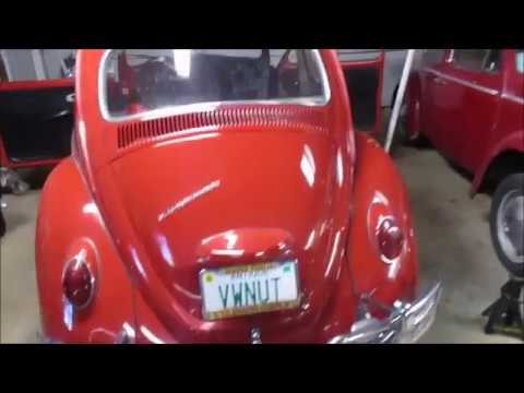 VW Karmann Ghia  Back-up Light Switch 1967 and up