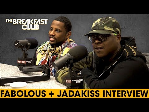 Fabolous + Jadakiss On Their Joint Album, Mase vs. Cam'ron + Why More Artists Need To Speak Up