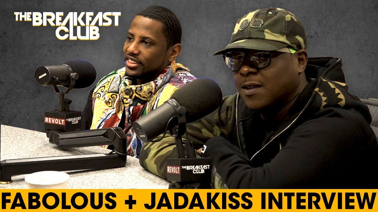 Fabolous and Jadakiss Talk Joint Album, Mase vs. Cam'ron on Breakfast Club