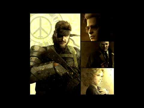 Heavens Divide (instrumental guitar cover) - Metal Gear Solid Peace Walker - Pablo Barroso