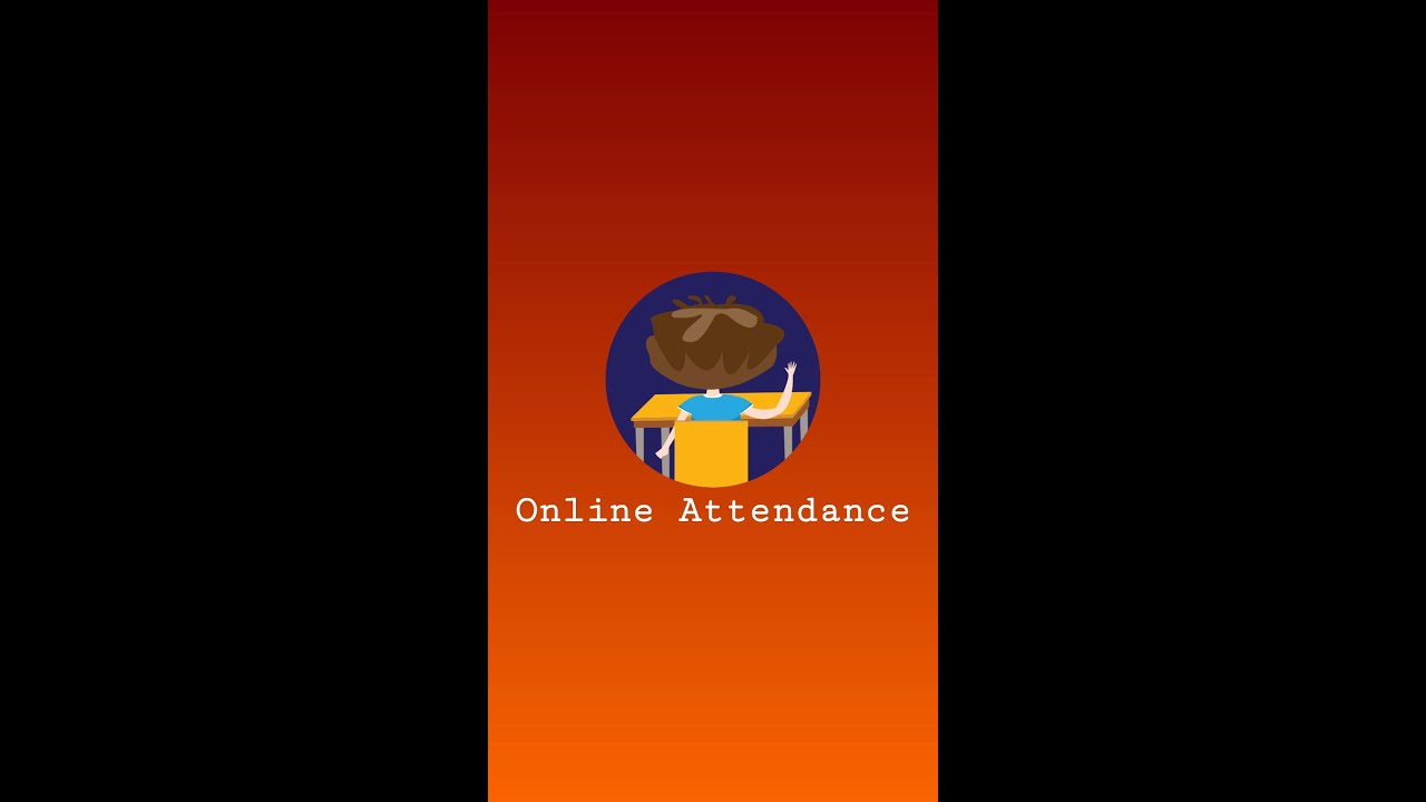Attendance system Android app using Firebase with source code