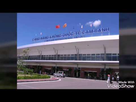sân bay quốc tế Cam Ranh .Cam Ranh international airport