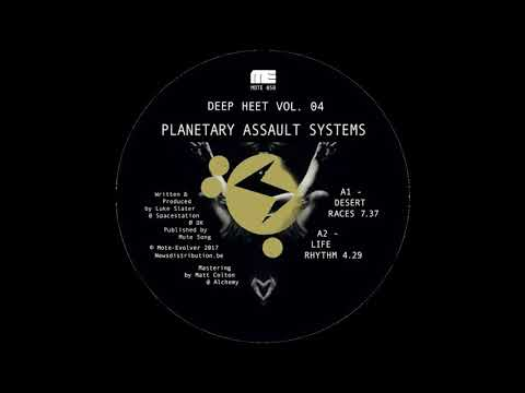 Planetary Assault Systems - Desert Races [MOTE050]