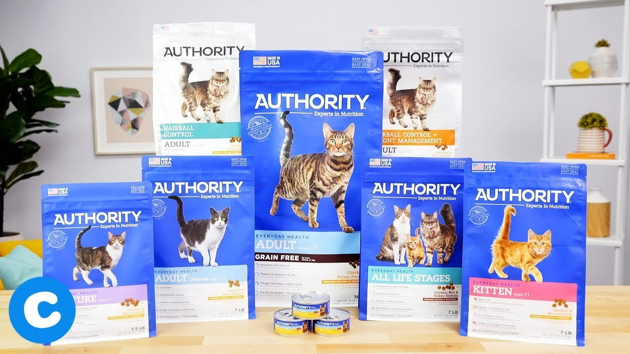 Authority Cat Food Review The Latest Review Coupons And Recalls 2020