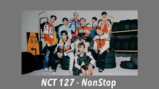 Gambar cover NCT 127 - NonStop 中字