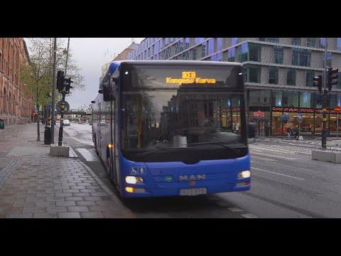 Sweden, Stockholm, FREE IKEA bus ride from Vasagatan to Kungens Kurva