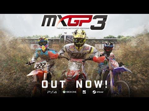 MXGP3 - Launch Trailer