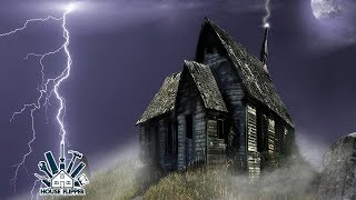 THE HAUNTED HOUSE!! | House Flipper LIVE thumbnail
