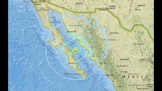 Alerta en San Andrés por un terremoto de 6,3- El sismo ocurrido al norte de Loreto