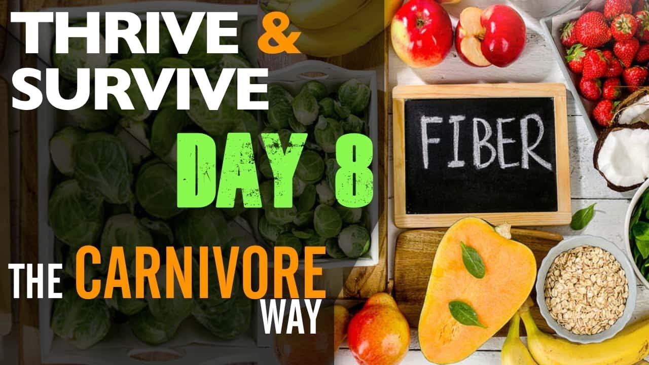 how do you get fiber on carnivore diet