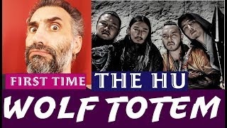 The HU - Wolf Totem (Official Music Video) first time reaction