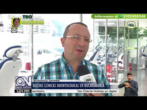 Nuevas clínicas odontológicas en Bucaramanga