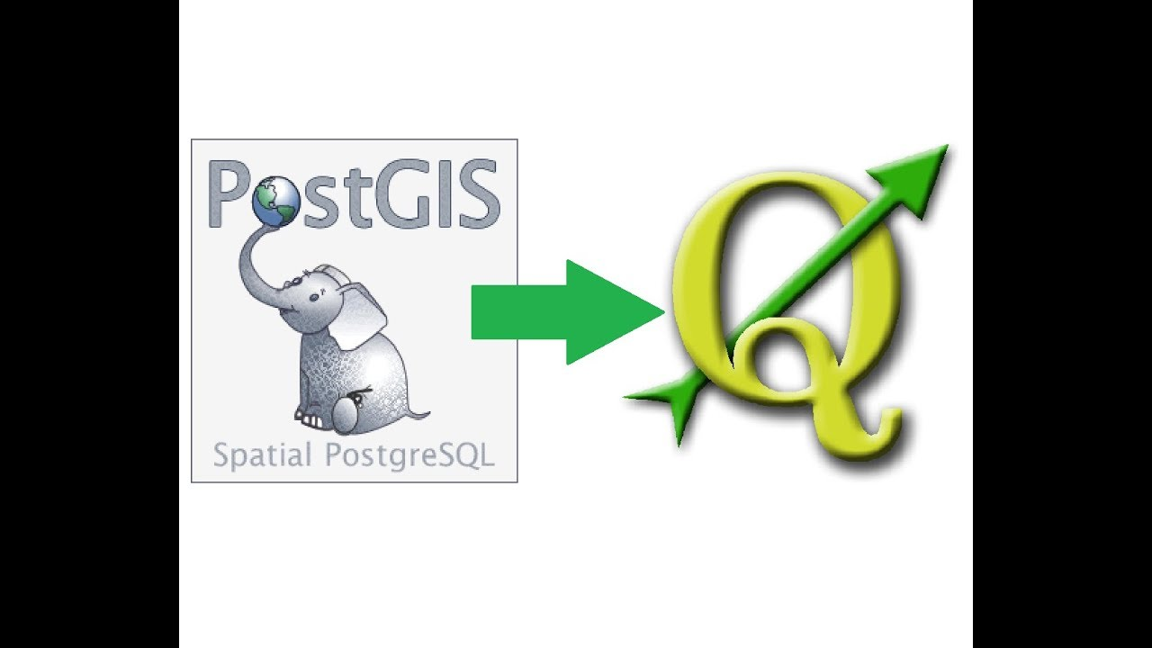 Import Spatial Database Postgis to QGIS