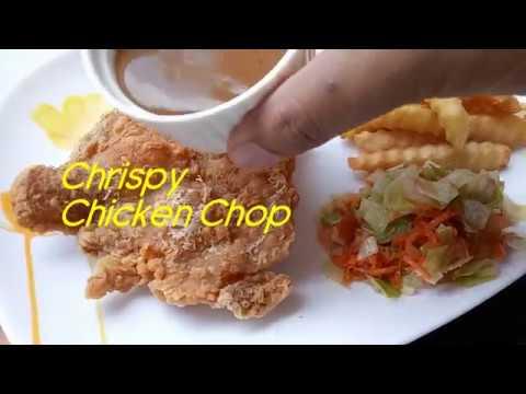 Chicken chop chrispy youtube chicken chop chrispy amazing ayu food forumfinder Images
