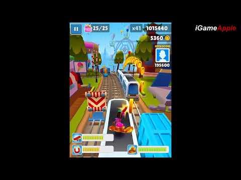 Subway Surfers - Copenhagen 2017 - Gameplay #19 (HD)